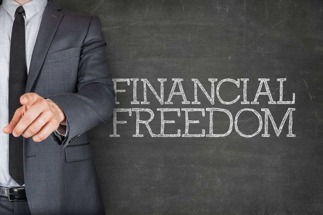 Financial Independence: The Path Out of Slavery